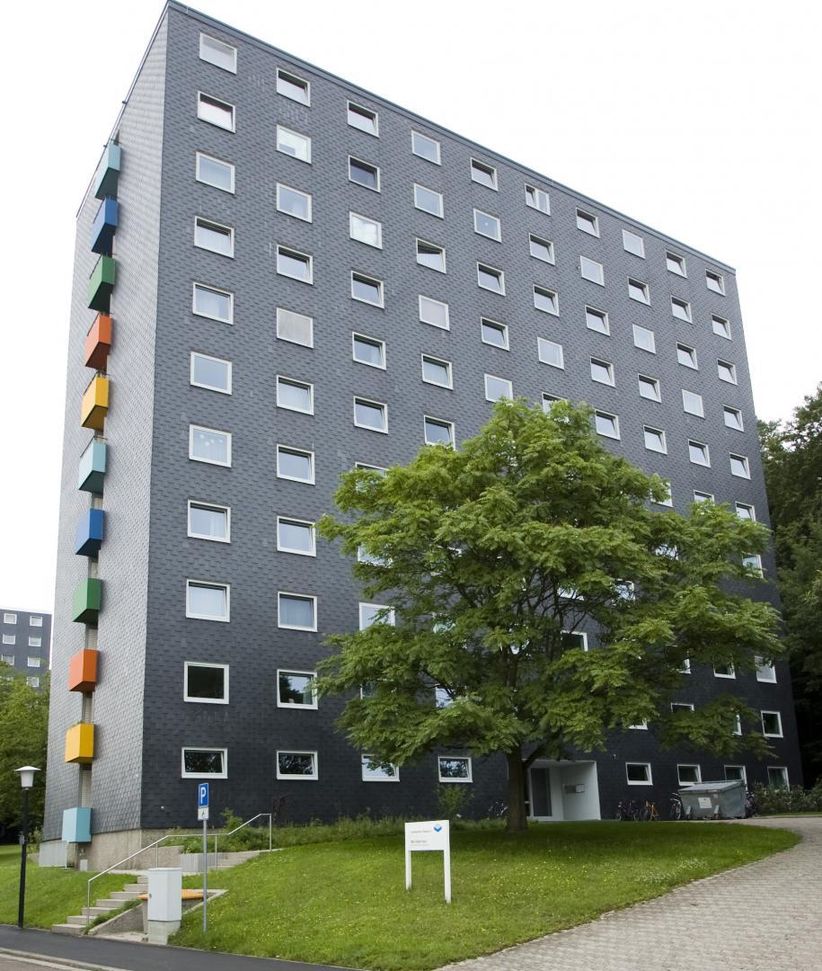 Studentenwerk Wohnen Wohnheime In Saarbr